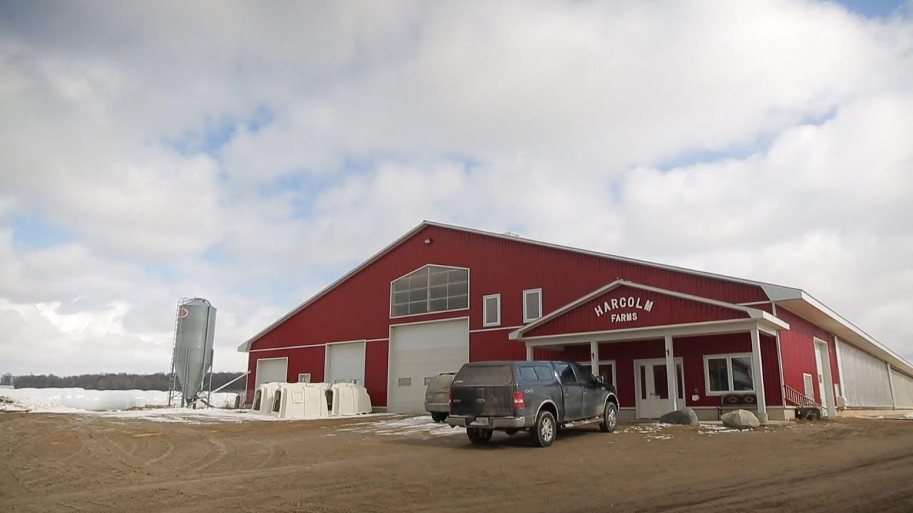 (CANADA - September 2018) Demonstrating Benefits Carbon Neutral Farm Rural Ontario