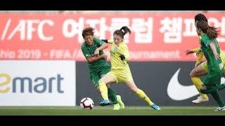 Highlights: Nippon TV Beleza (JPN) 1-1 Jiangsu Suning Ladies Football Club (CHN)