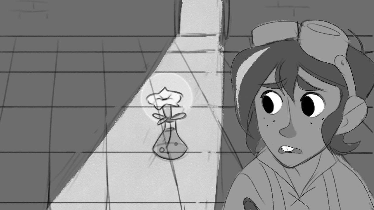 Moon Varian Reprise Fan Animatic Storyboard No Audio Anymore Read Desc Youtube