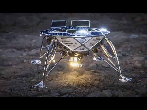 first Israeli spacecraft launch to the moon in December   החללית הישראלית הראשונה תשוגר לירח בדצמבר