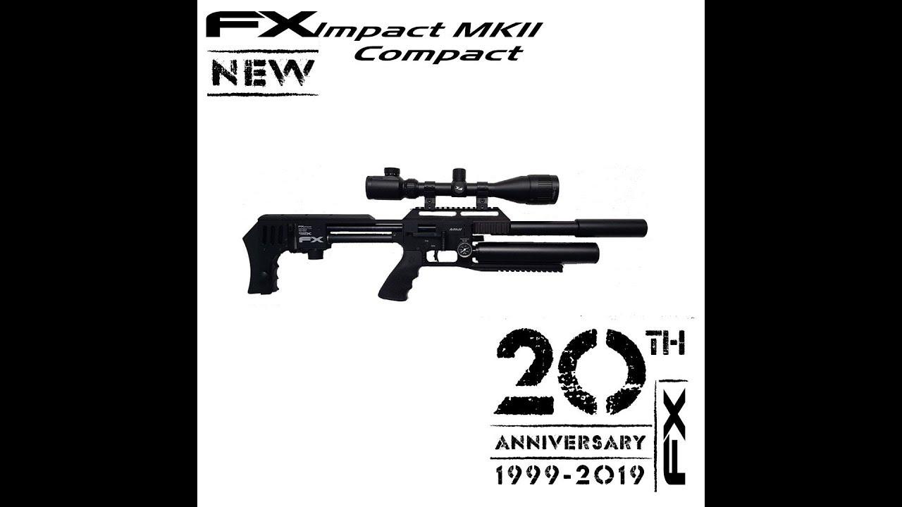 IWA 2019 - New FX Impact MkII Compact