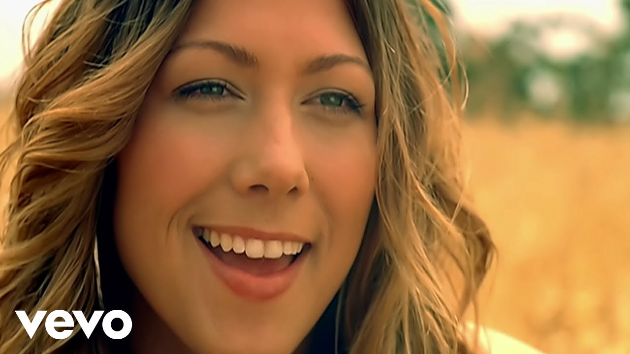 Colbie Caillat - Bubbly (Official Music Video)