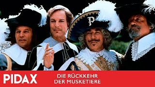 Pidax - Die Rückkehr der Musketiere (1989, Richard Lester)