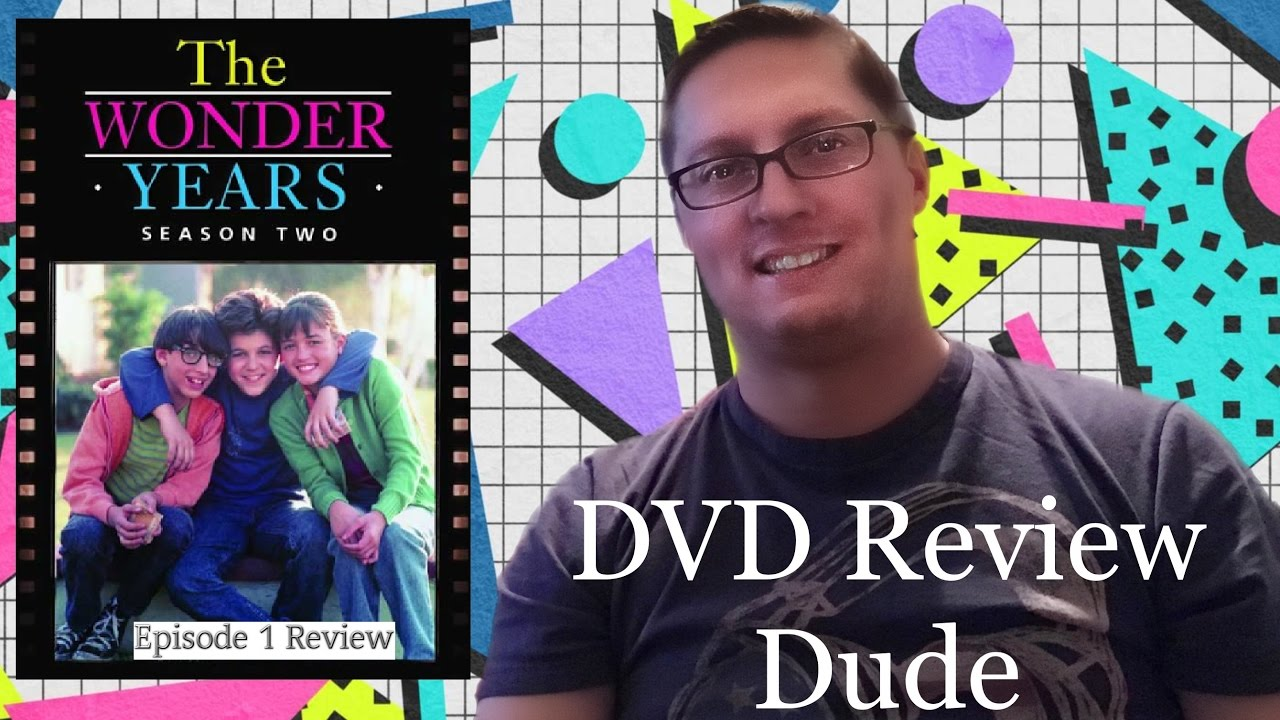 """Download Season 2 Episode 1 """"Heart Of Darkness """" The Wonder Years Review"""