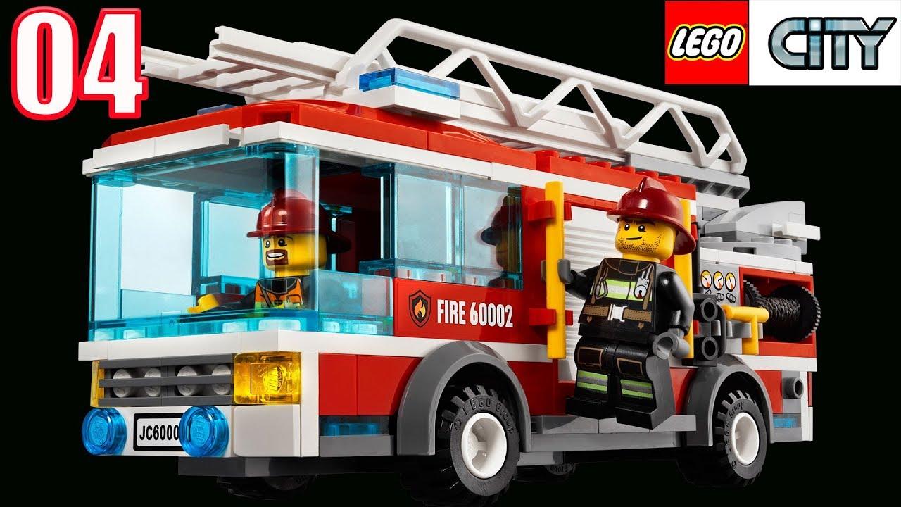 Lego City | Nhà giam trên đảo được xây dựng bằng công sức của Khỉ thông thái