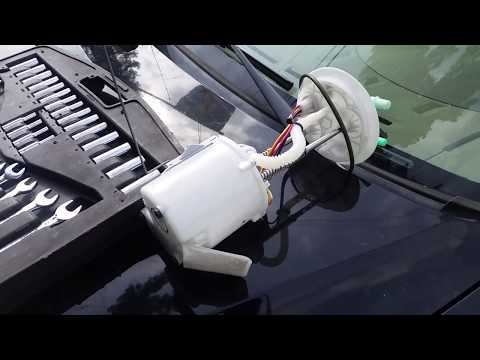 2008 Ford Escape Mercury Mariner Quick Fuel Pump Replacement