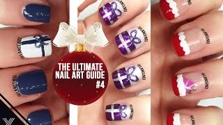 Diy Easy Cute Christmas Gifts Nail Art Polish Designs For Beginners #17   The Ultimate Guide #4