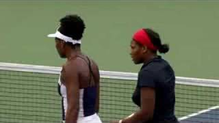Spain vs USA - Women's Tennis Doubles Final - Beijing 2008 Summer Olympic Games
