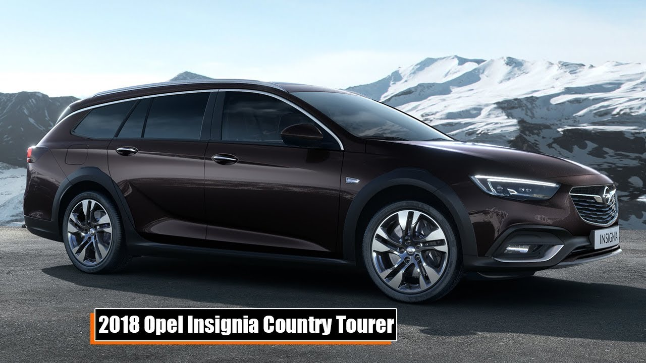 2018 opel insignia country tourer exclusive driving. Black Bedroom Furniture Sets. Home Design Ideas