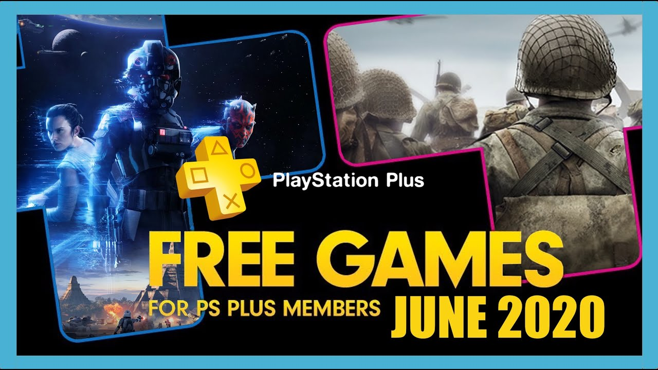 What an Incredible Month for PlayStation Plus (June Free ...