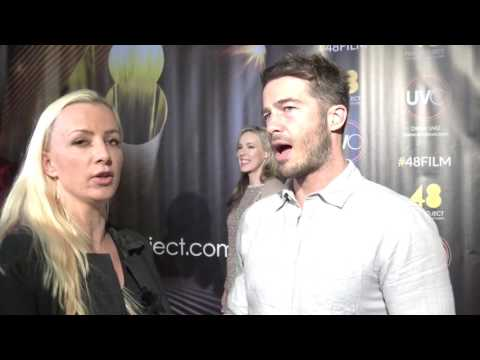 RED CARPET OF HOLLYWOOD TV48FILM  with ActorWriter Ryan Carnes.HD