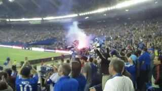 Montreal Impact vs. C.F. Pachuca Victory Celebrations, 3 March 2015