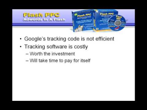 How To Make Money Online With FlashPPC - Adwords PPC Software Review