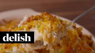 Party Potatoes | Delish