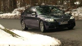 BMW M 550d: Die 381-PS-Diesel-Rakete im Video-Test
