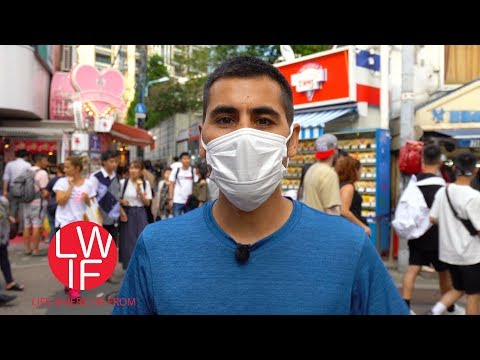 Let's Talk About Weird Japan