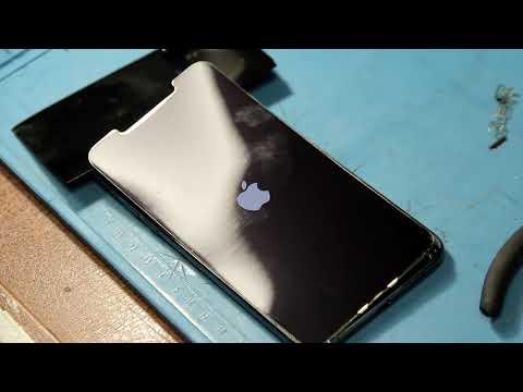Замена сенсорного СТЕКЛА (тачскрина) IPhone 11 Pro Max | Touchscreen Glass Replacement