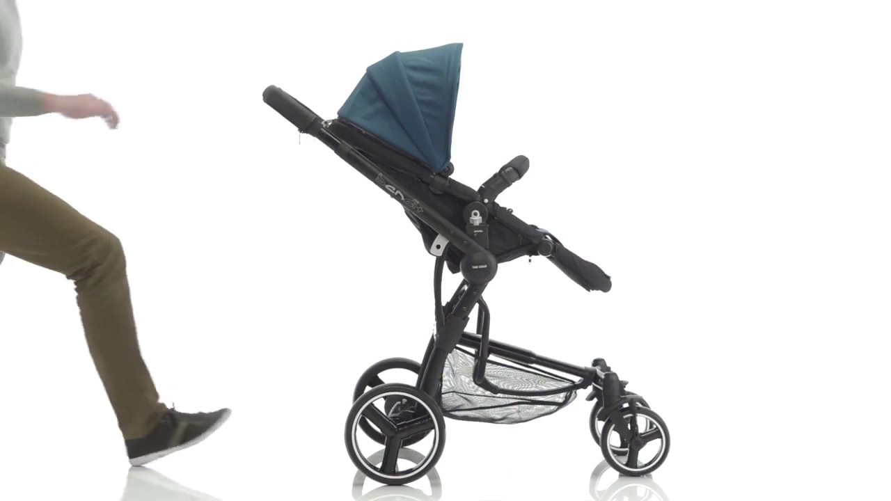 Poussette duo Be Cool BANDIT Travel System