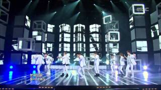 [2.94 MB] Super Junior - BONAMANA, 슈퍼주니어 - 미인아, Music Core 20100724
