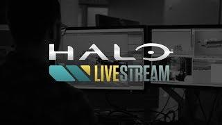 Halo Holiday Livestream
