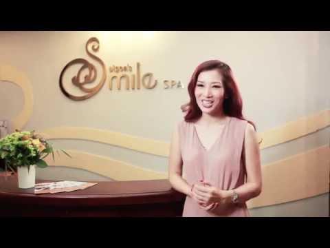 Phỏng vấn Á hậu quý bà Thu Hương về cách giảm béo kiểu Nhật tại Saigon Smile Spa