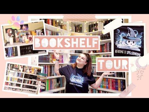 Bookshelf Tour 2020 | Petit tour de mes bibliothèques !