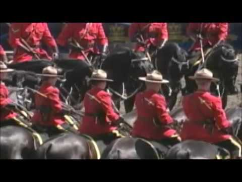 Queen's Plate RCMP Horse Musical Ride