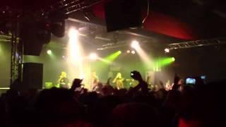 Sud Sound System Radici Ca Tieni live Mosciano(TE) PIN UP 23/02/13