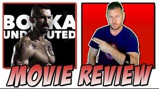 Boyka: Undisputed 4 - Movie Review (w/ Scott Adkins)