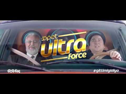 Yeni jenerasyon Opet Ultra Force ile performansta son söz! #gittimigidiyo