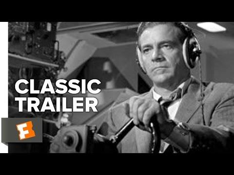 Zero Hour! (1957) Official Trailer - Dana Andrews, Sterling Hayden Airplane Movie HD