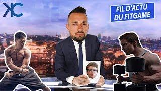 FIL D'ACTU DU FITGAME #1 CLASH, MY PROUT, ETUDES SCIENTIFIQUES ET CLAP DE FIN POUR ALEX LA BRISE
