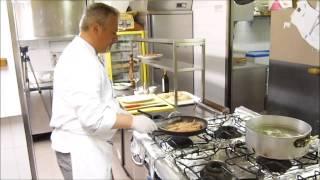Video Ricetta Tagliolini Agli Scampi   Ristorante La Fornarina Rimini