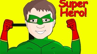 Superhero | Song for Children, Kids and Toddlers | Patty Shukla | DVD version