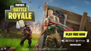 Fortnite Battle Royale Play Free Now