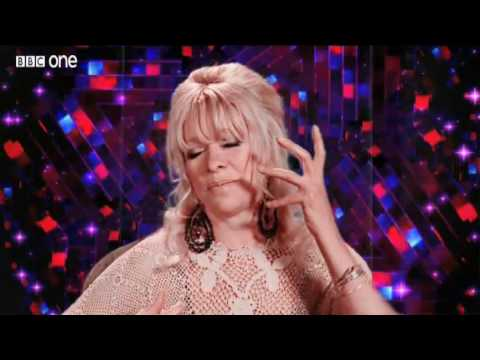 Strictly Come Dancing 2009 - The Couples - Jo Wood & Brendan Cole