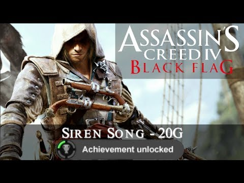 Assassin's Creed IV: Black Flag Achievements List ...