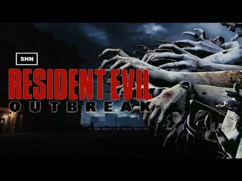 Resident Evil: Outbreak File #1 HD 1080p Longplay No Commentary Walktrhough Lets Play