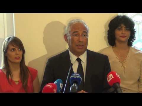 Prime Minister of Portugal Shri. Antonio Costa in goa