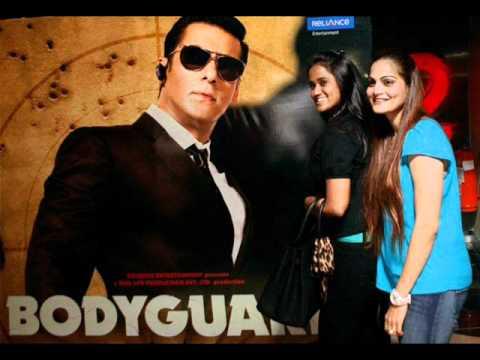 Bodyguard Movie MP3,  Staring Salman Khan