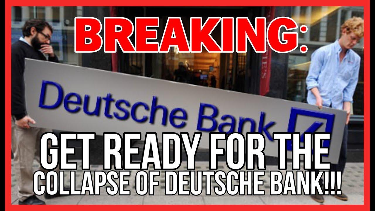 deutsche bank crash