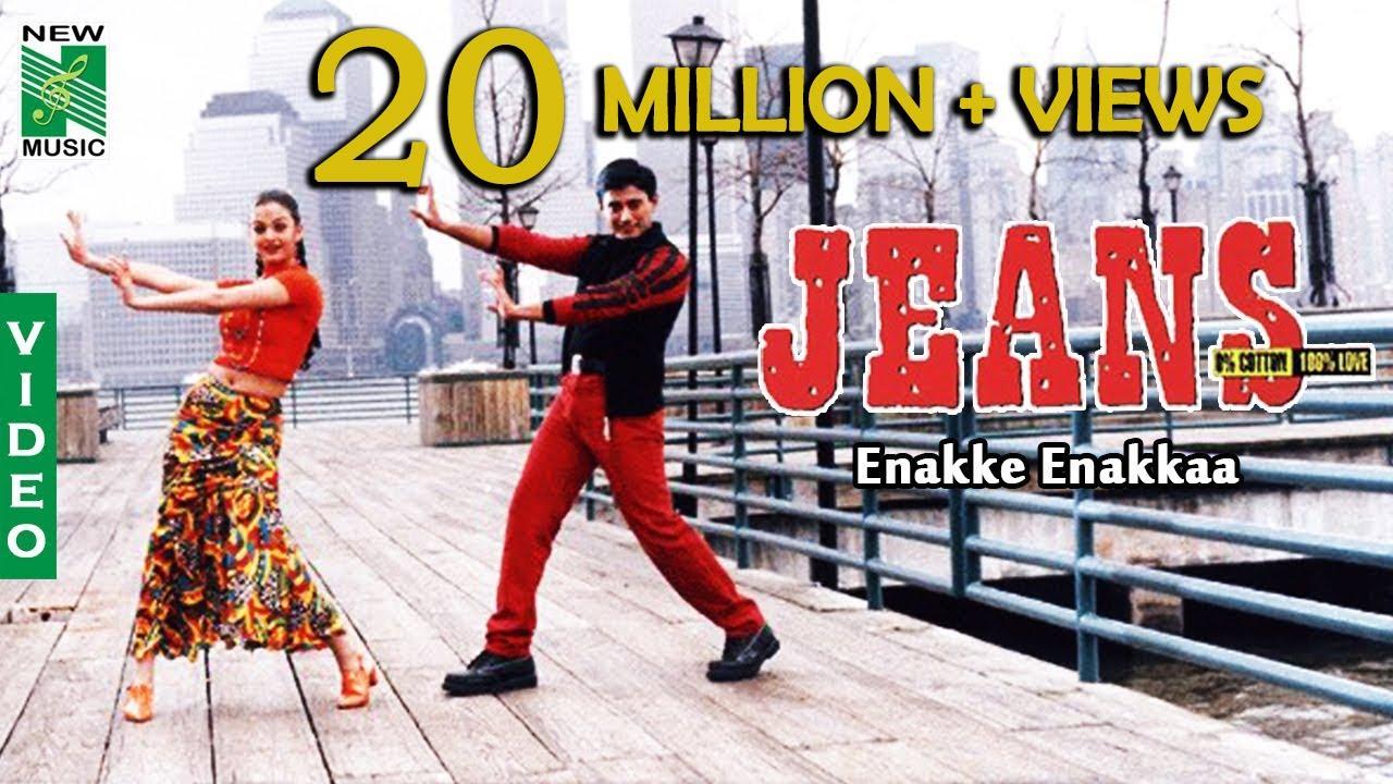 Download Enakke Enakkaa Video | Jeans | A.R.Rahman | Prashanth | Shankar | Vairamuthu | Aishwarya Rai