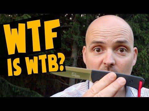 WTF ist WTB Messer? | Survival Ausrüstung