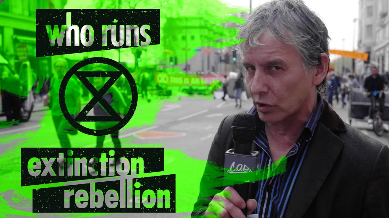 Who Runs Extinction Rebellion? Heiko Reveals His Findings & Questions Some Members thumbnail