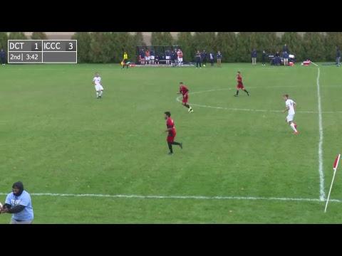 Iowa Central Mens Soccer: Tritons vs. Dakota County Tech (10/13/2018)