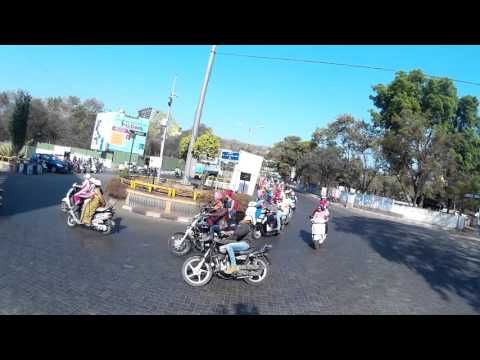 Maharashtra Times Women's Bike Rally 2016 | Pune |