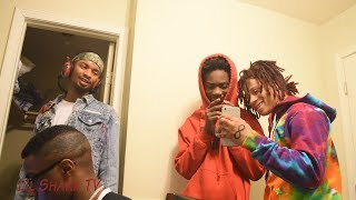 Trippie Redd Digital nas studio session 2017 @itslilshark