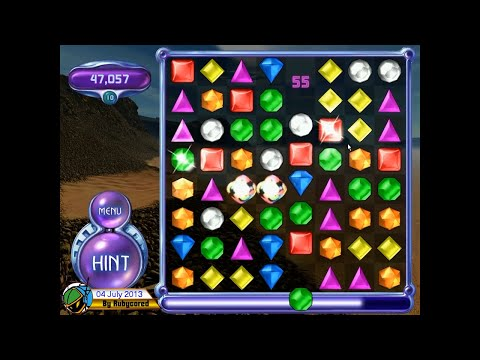 Bejeweled 2 Twilight - Levels 1~15 [720p]