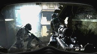 US and French Special Forces in Epic City Combat ! Call of Duty Modern Warfare 3