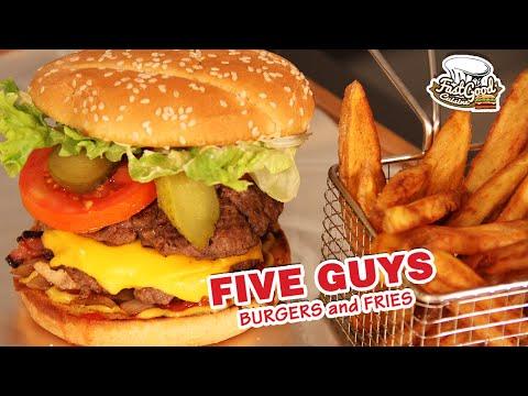 Comment faire un Menu Five Guys ?